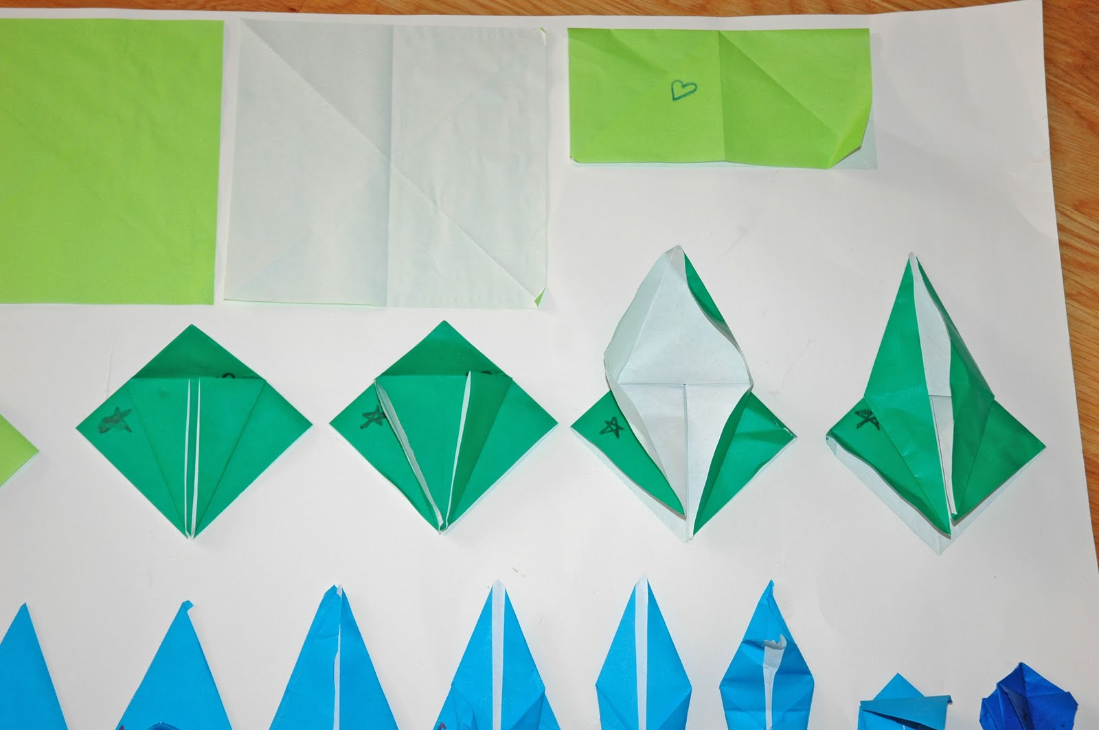 Easy Origami Crane Instructions For Kids - photo#35