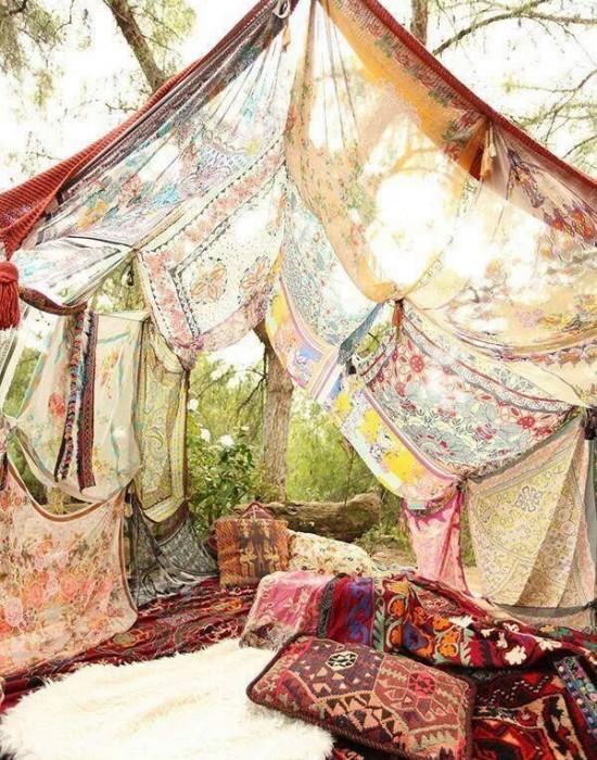 El closet de la novia bodas boho - Fiestas hippies decoracion ...