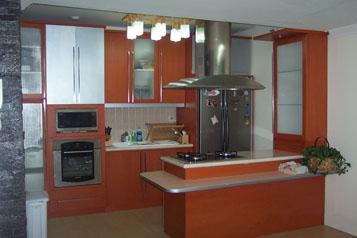 Bentuk Desain Rumah on Set Di Surabaya  Kitchen Set Sesuai Desain  Pengrajin Kitchen Set
