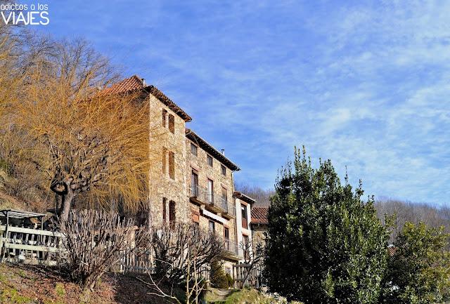 Casa Etxalde - Casa Rural en Camprodón