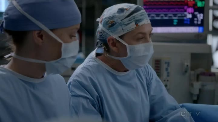 Grey's Anatomy S12E08 Things We Lost in the Fire Online Putlocker