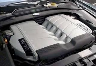 Volkswagen W12 TSI Engine