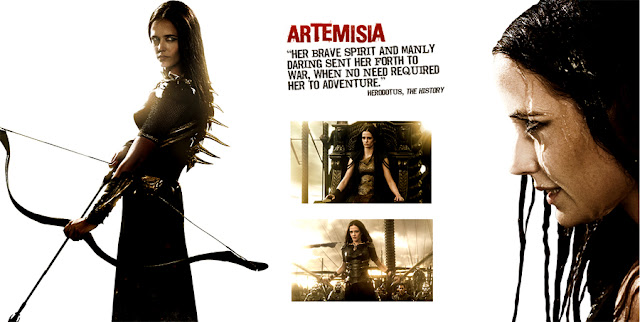300: Rise Of An Empire - Artemisia