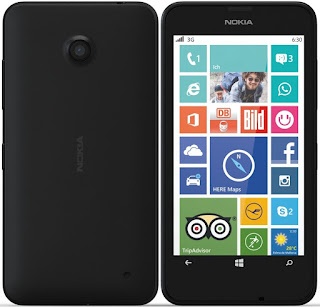 Spesifikasi Microsoft Lumia 630 Dual