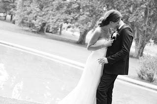 reportage photo de mariage château de Valmousse
