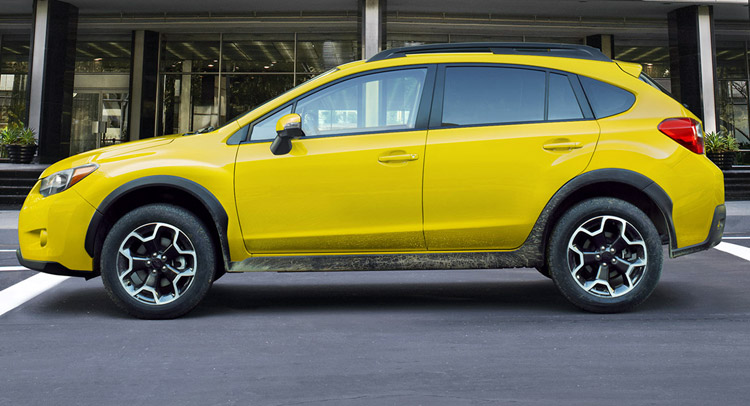 ... if you must have it on the Subaru XV Crosstrek , here's your chance