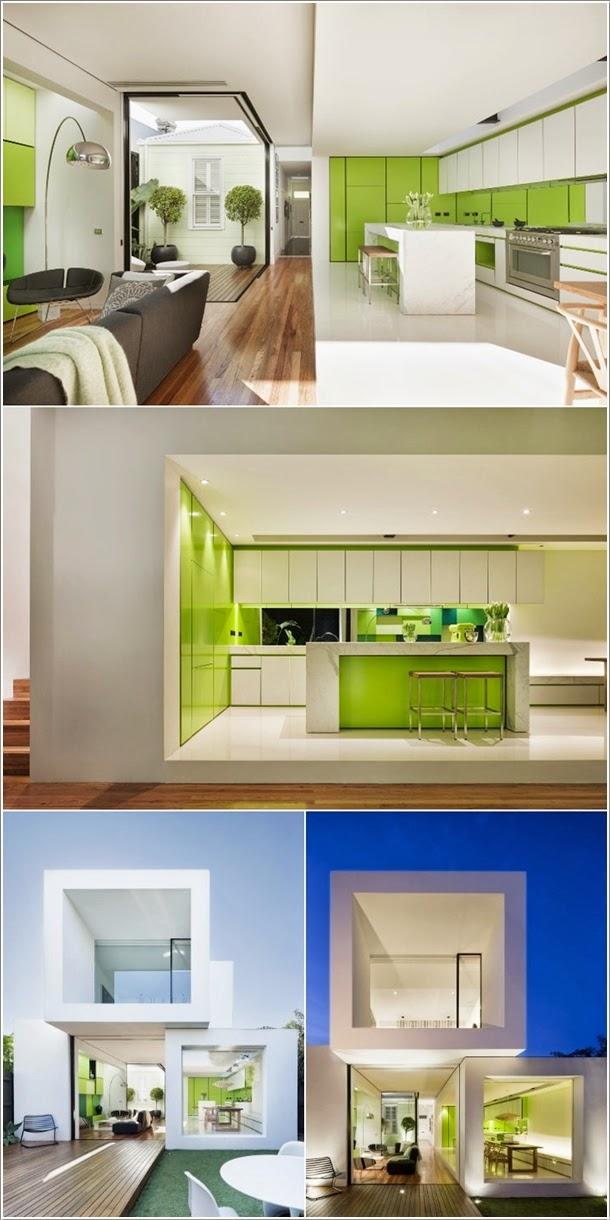 10 ideja kako da spojite kuhinju i dnevni boravak  Uređenje doma i interijera