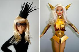 Lady Gaga Barbie