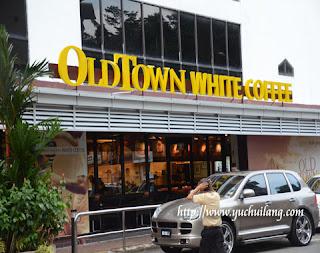 Oldtown Kopi Putih