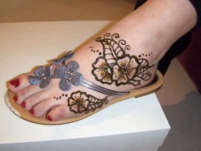 Cute Mehndi Tattoo : Tattoos design ideas best and beautiful henna tattoo designs