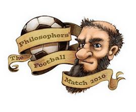 "Filósofos a la cancha: ""Alemania vs. Grecia"" The Monty Python Show, 2010"