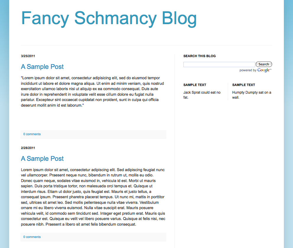 How To Change Your Blogger Layout Designer Blogs