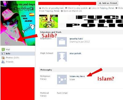 Budak Islam Tak Sedar Diri
