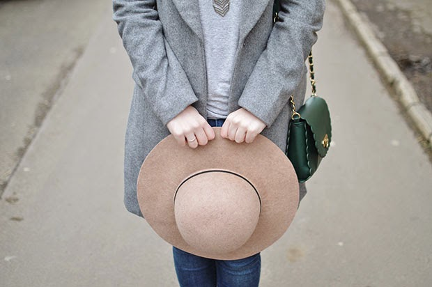 HOW TO WEAR ASOS FLOPPY HAT