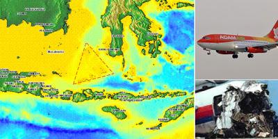 segitiga masalembo satu dari 7 perairan misterius di dunia