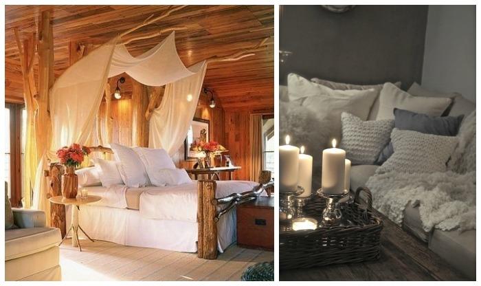 dormitorio, sofás, cojines
