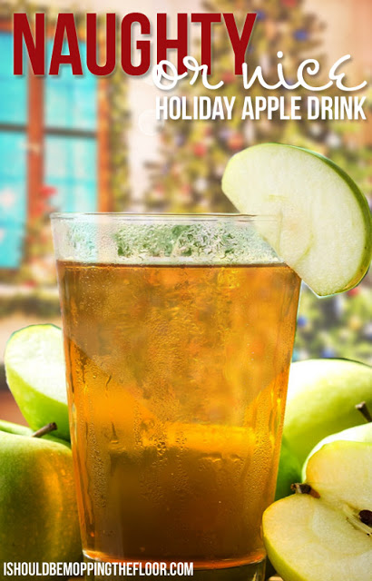 Holiday Apple Drink Recipe