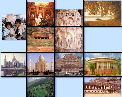 The cultural heritage of India