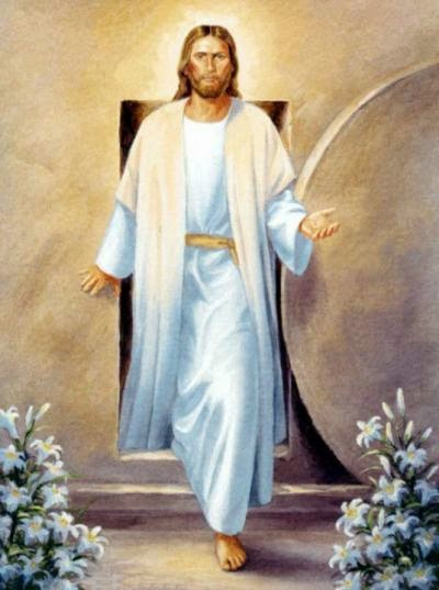 Cristo resucitado semana santa