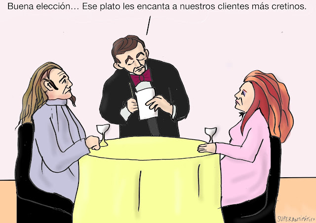Viñeta Superantipatico