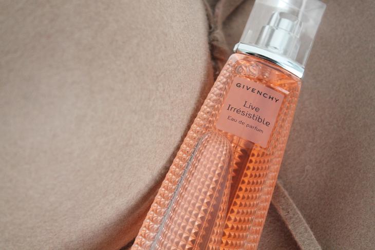 parfum Live Irrésistible Givenchy.