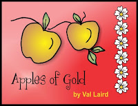 Apples of Gold Free BOM Pattern