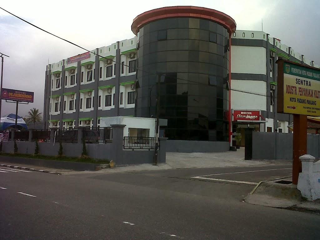 Hotel di kota padang panjang sumatera barat