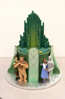 Wizard of Oz and Throne Room cake by Mikes Amazing Cakes