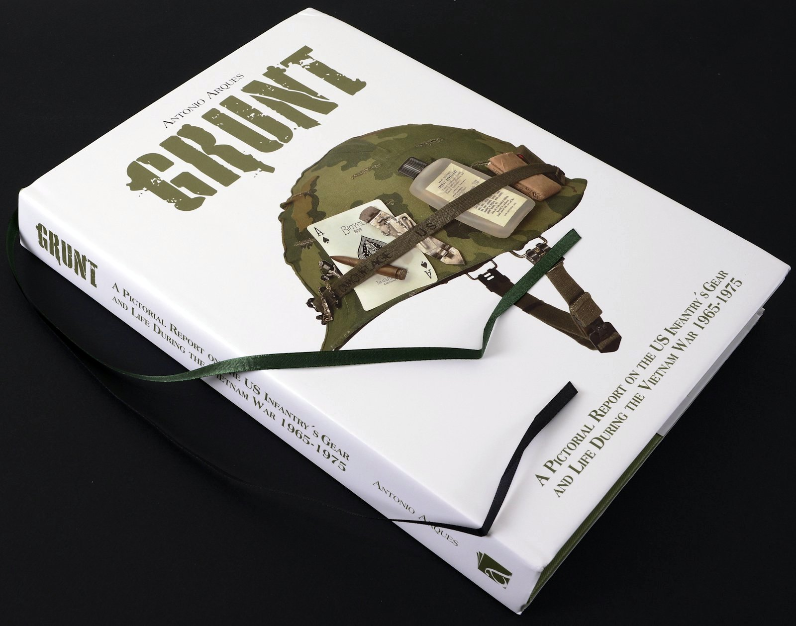 "Andrea Press ""Grunt"" -  Artifacts from The Vietnam War"