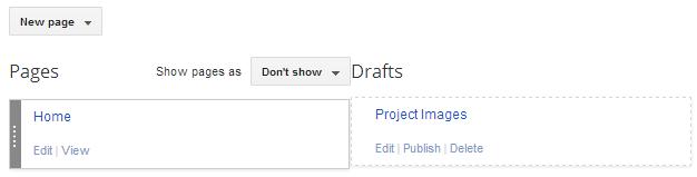 drafts