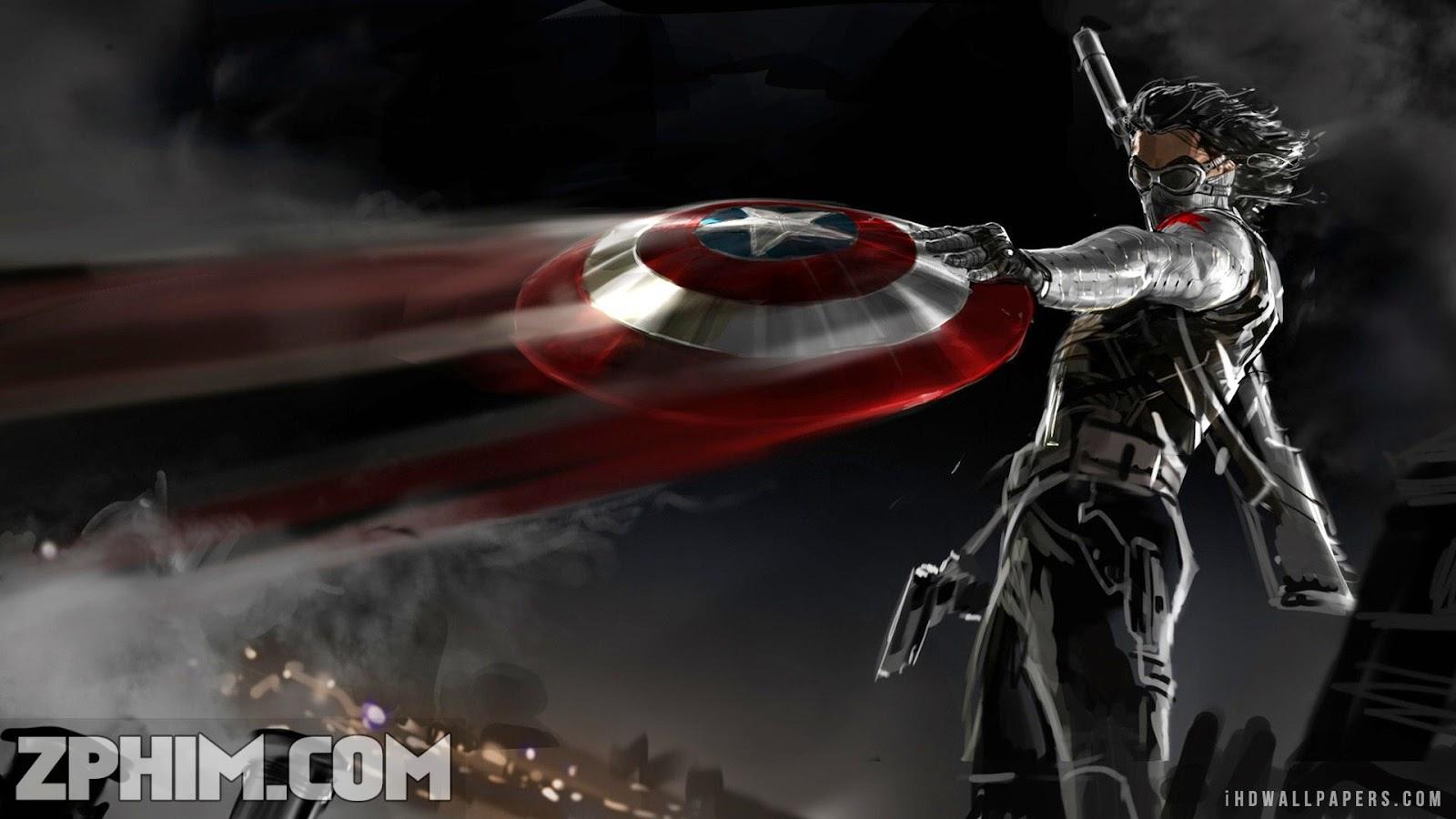Ảnh trong phim Captain America 2: Chiến Binh Mùa Đông - Captain America 2: The Winter Soldier 2