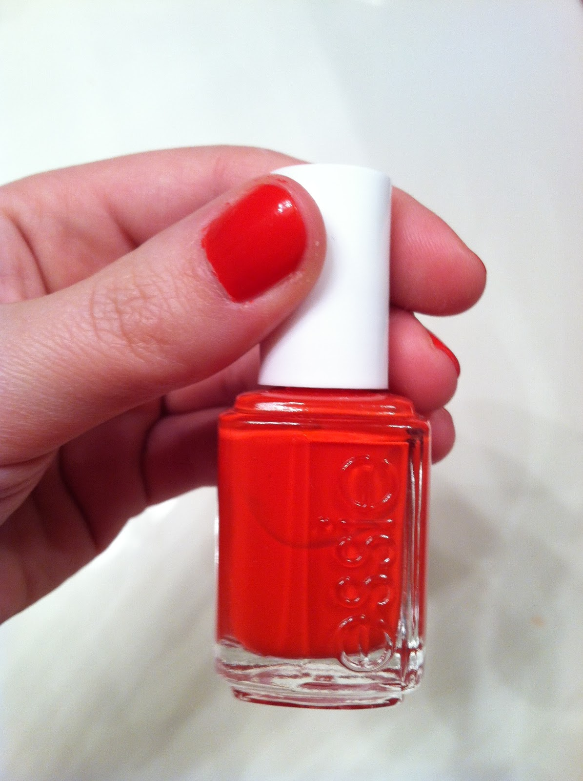 Today I M Wearing 1 Essie One Of A Kind Nail Polish