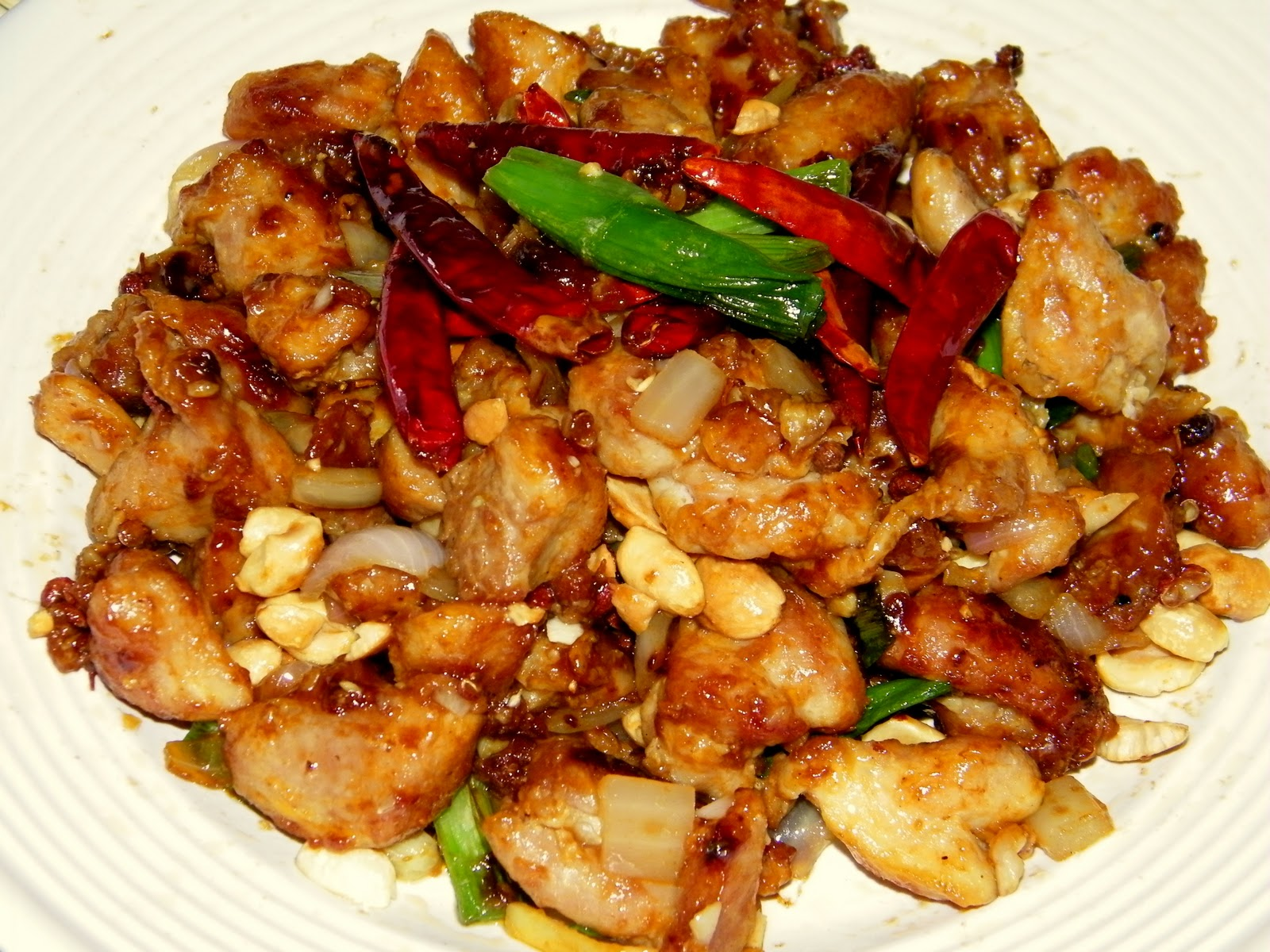 Little Bellevue Kitchen: Kung Pao Chicken (宫保鸡丁)