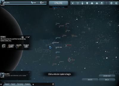 Warframe - Venus Missions
