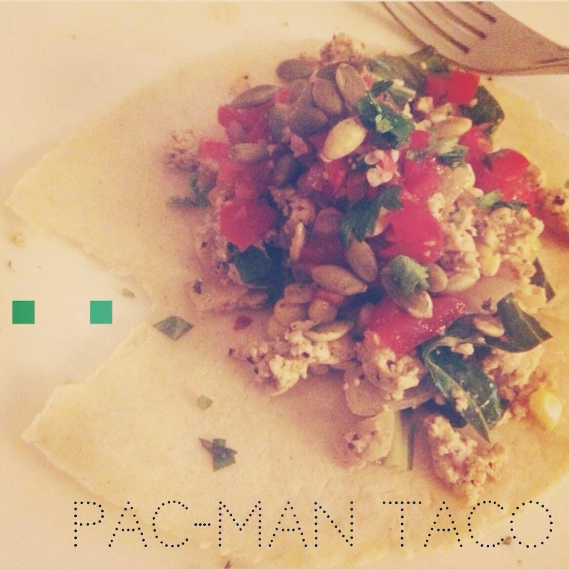 gluten free vegan breakfast tacos, Vegan MoFo