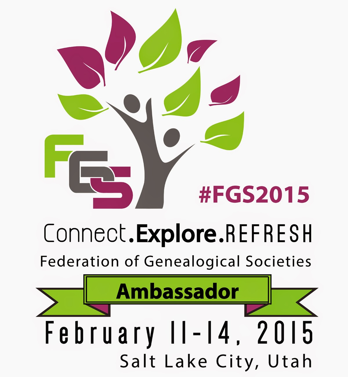 Your 2015 FGS Ambassador!