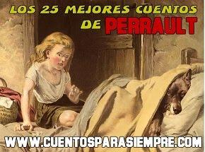 Los 25 mejores cuentos de Perrault