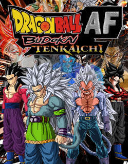 Dragon Ball AF 2013 Full Version