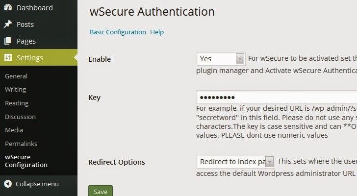 Jsecure و Wsecure لحماية واجهة التحكم الخاصة بجوملا ووردپريس من الإختراق