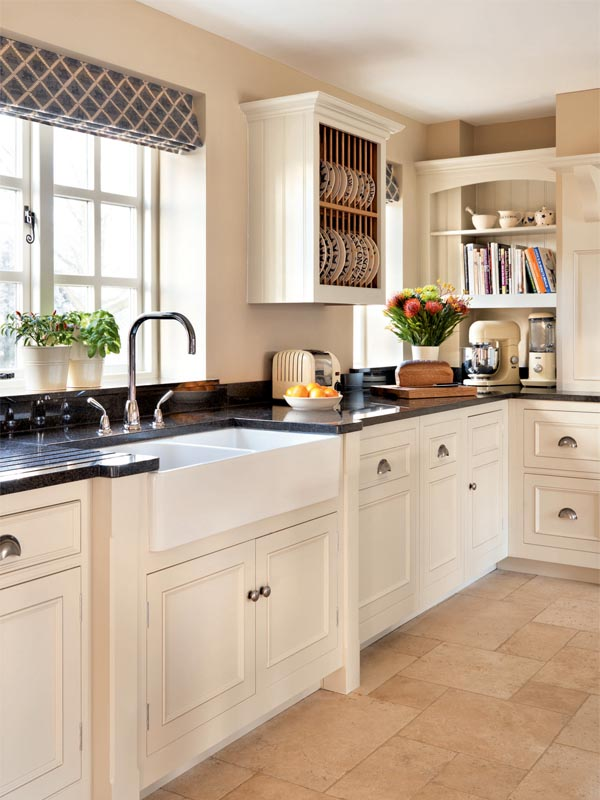 Cottage Style Kitchen Interior Heaven