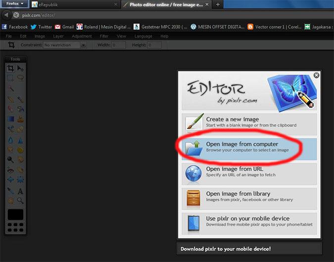 Cara Membuat Avatar Sendiri Pake Browser Published By Sliver