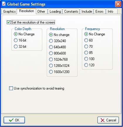 Tự sáng tạo trò chơi với phần mềm Game Maker (phần 6) 3