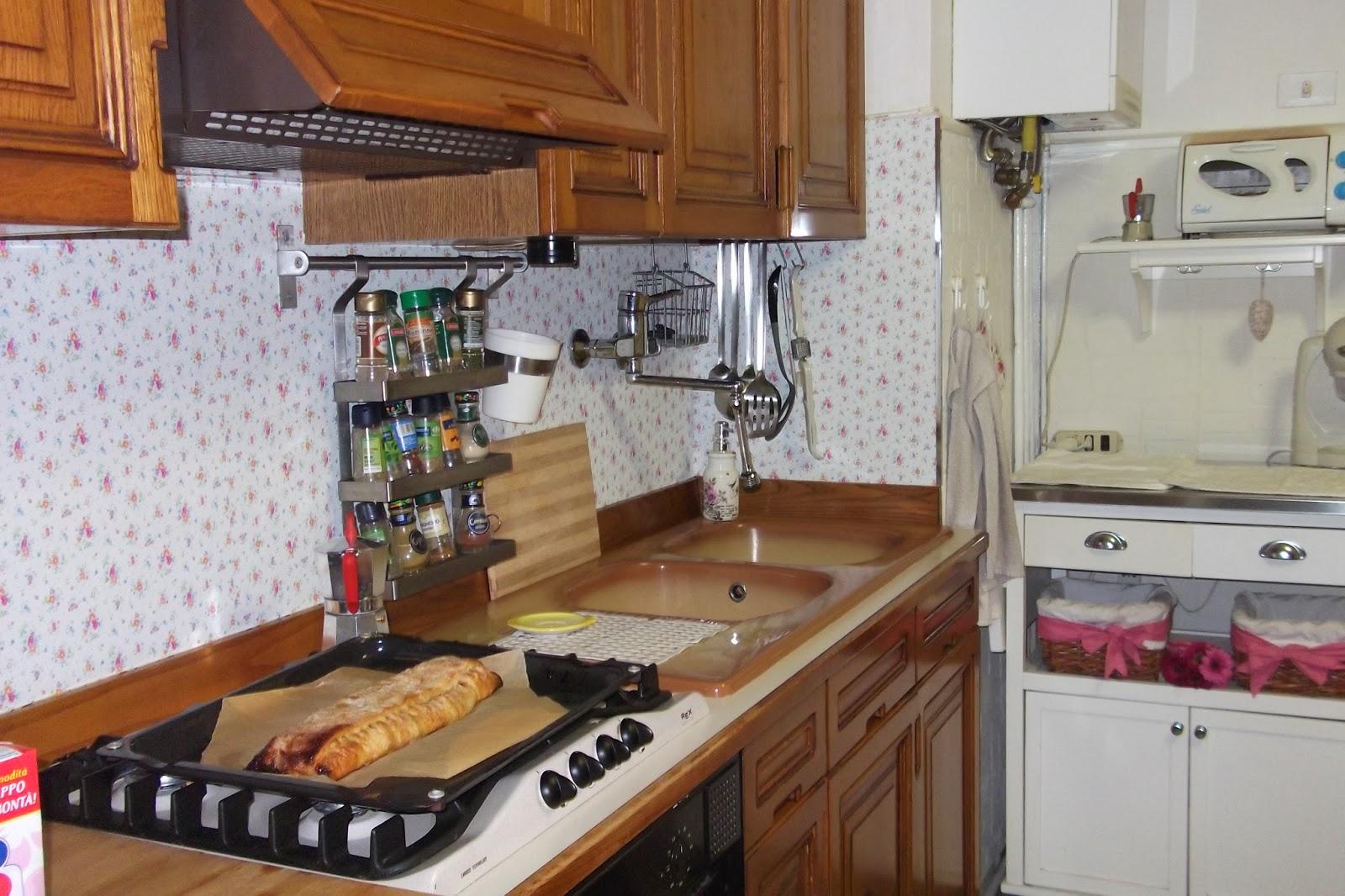 La porta accanto cucina