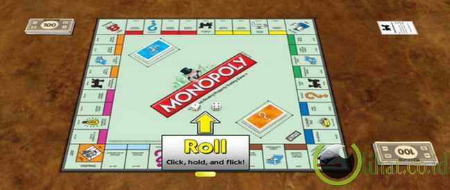 tkp-gila.blogspot.com - 5 Pelajaran Keuangan yang di Dapat dari Permainan Monopoly