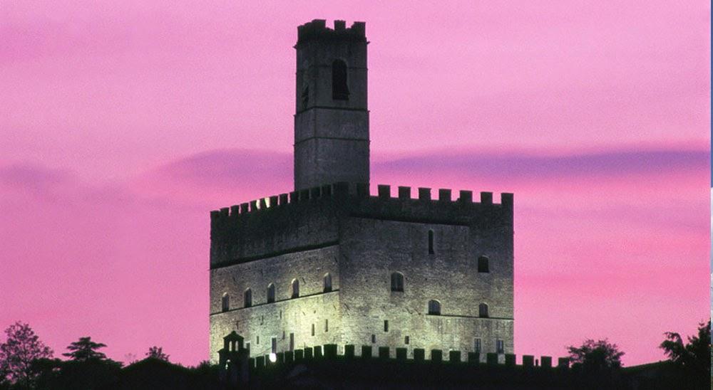 италия замок