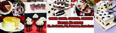 Order Cake, Cupcake, Coklat Online