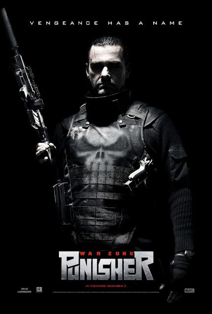 Punisher: War Zone 2008 Film Review