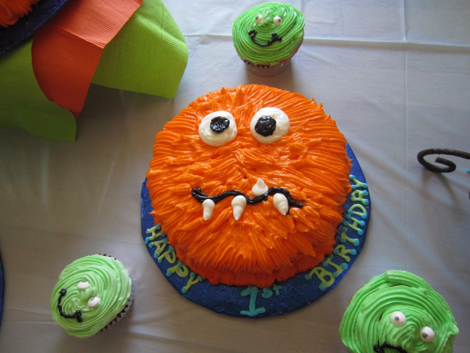 Mayhem With Minis Brayden S Monster Birthday Party