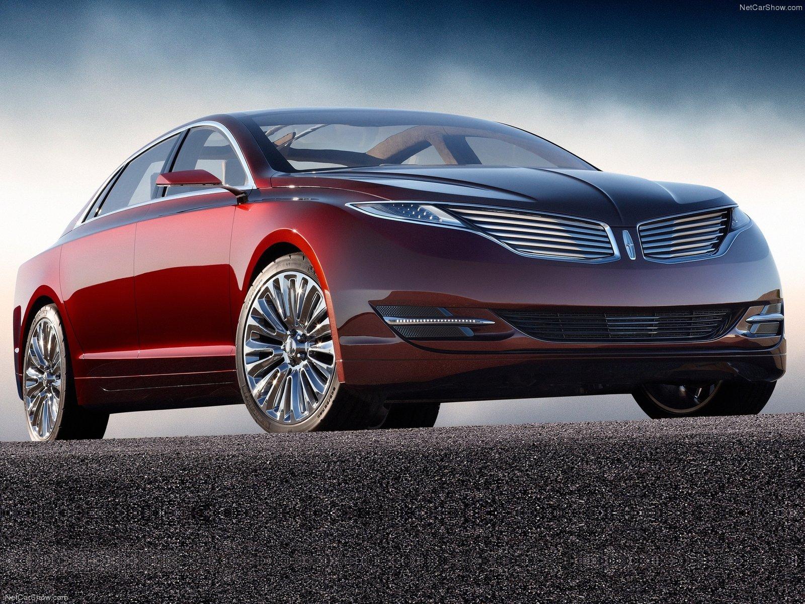 Hình ảnh xe ô tô Lincoln MKZ Concept 2012 & nội ngoại thất