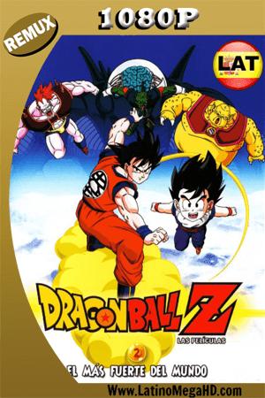 Dragon Ball Z: El Hombre Más Fuerte De Este Mundo (1990) Latino HD BDREMUX 1080P - 1990